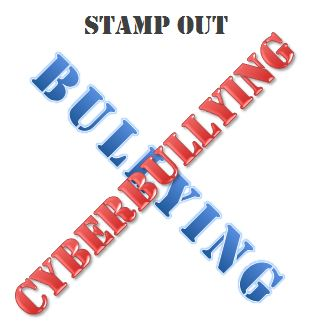 Stamp out bullying and cyberbullying