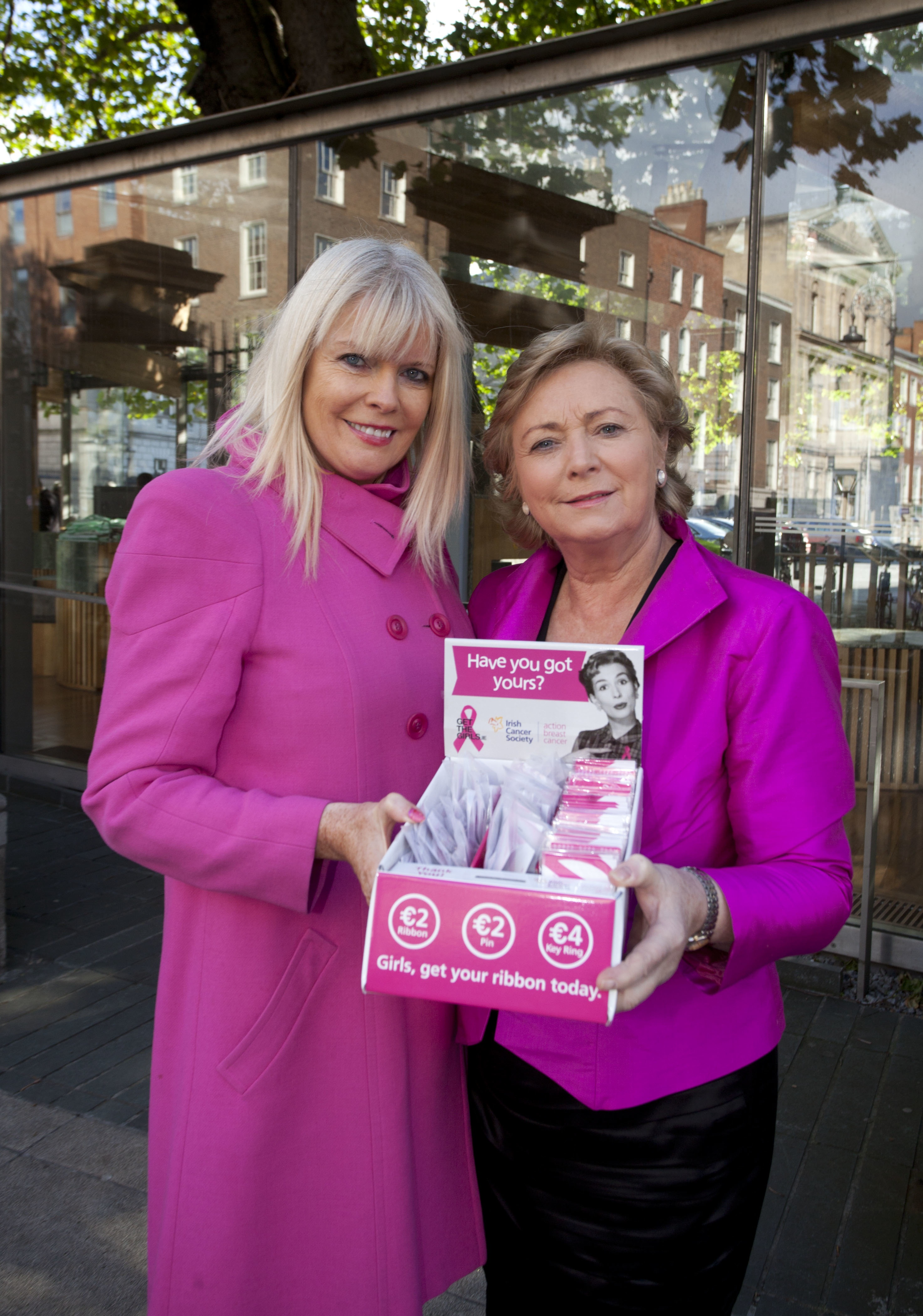 Mary Mitchell O'Connor Breast Cancer