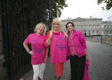 Irish Cancer Society Extend BreastCheck Petition
