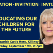 Invitation – Educating our Children for the Future Public Meeting