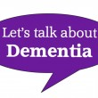 Invite – Public Meeting on Dementia, Thursday November 5th at 7pm