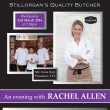 'An Evening with Rachel Allen' in aid of LauraLynn and the Blackrock Hospice